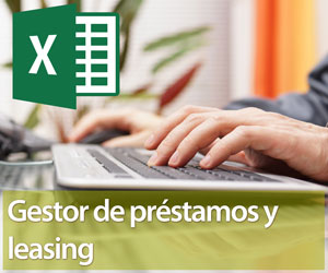 Gestor financiero contable de préstamos y leasing